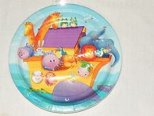 NEW~NOAH'S ARK TWO BY TWO~ 8-LUNCH PLATES   PARTY SUPPLIES MULTI-COLOR