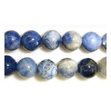 Sodalite Round Beads 6mm Blue 60+ Pcs Gemstones DIY Jewellery Making Crafts