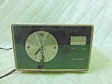 Lloyd's Electric Radio Clock JJ-7143 Telechron Dial Taiwan Vintage WORKS