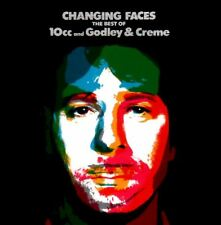 10 CC & GODLEY & CREME changing faces: the best of (CD album) VG/EX 816 355-2
