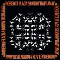 DONNY HATHAWAY/ROBERTA FLACK-R.FLACK &D.HATHAWAY CD NEW!