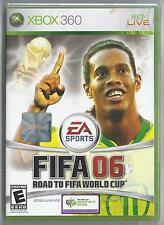 FIFA 06: Road to FIFA World Cup (Xbox 360, 2005)