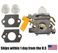 Carburetor For HOMELITE UT22600 & 25cc EZ Reach String Trimmer UT20042A UT20043A