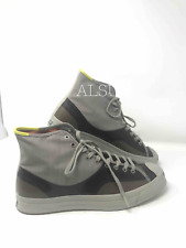 Sneakers Men's Converse Jack Purcell Signature High Grey Black Canvas 156157C