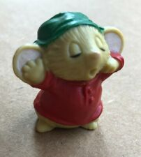 Hallmark Mini Miniatures 1983 Mini Yawning Mouse