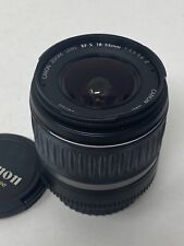 Canon Ultrasonic Zoom Lens EF-S 18-55mm f/3.5-5.6 IS II Lens
