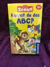 Kosmos 710521 - Merkspiel Kannst du das ABC Kartenspiel Gesellschaftsspiel