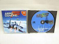 AERO DANCING F Dreamcast SEGA dc