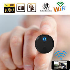 HD 1080P Wifi Mini Spy Camera 150° Hidden DVR Camcorder Video Recorder Nanny Cam