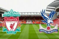 LIVERPOOL v CRYSTAL PALACE 2020/21 PREMIER LEAGUE PROGRAMME 23/5/2021 PRE ORDER