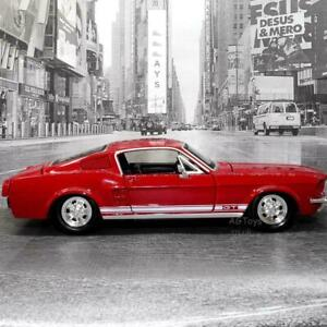 1967 Ford Mustang GT 1:24 Special Edition Diecast Model Car by Maisto