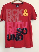 benzini red T Shirt S cotton