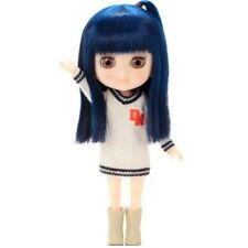 Chocoholic Odeco-chan with long dark blue hair outfit boots 3 shoes Nrfb New