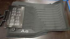 Audi Original Allwettermatten Audi A6 vorn ab 2019 (Satz) 4K1061501  041