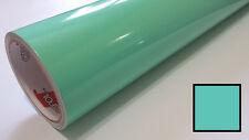 """Mint Green Vinyl Wrap Graphics Decal Sticker Sheet Roll Overlay Craft & Cut 24"""""""