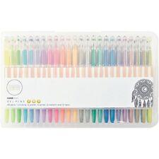 Kaisercraft Cl104 Kaisercolour Gel Pens - Pastel44; Glitter44; Metallic & Neon