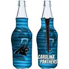 Carolina Panthers 2015 Hunter Mfg Nfl 12oz Bottle Coolie Free Ship