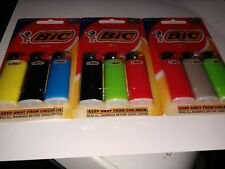 (3) 3packs of Bic minis