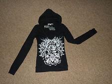 Ladies Hood Top Size UK 6 EU XS 100% Cotton Tally Weill