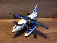 Lego 7723 Police Pontoon Plane Polizei Wasserflugzeug City Stadt Town