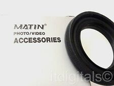 55mm Rubber Folding Lens Hood Sun Shade Collapsable High Quality Matin 55 mm