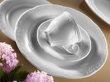Kütahya Porselen CAPRICE Porzellan Tafelservice 83-teilig 12 Personen Set