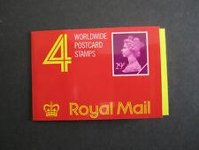 1989 Worldwide Postcard Booklet - Gg1 (2 bands)