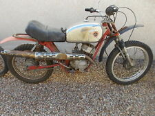 1964-67 Hodaka Ace 90 Ace Frame Bare Straight, Other Parts Available, C Auctions