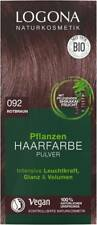 Logona Pflanzen-Haarfarbe Polvo 092 Caoba 100G