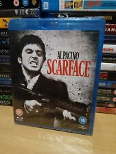 Scarface Blu Ray UK Release BRAND NEW & SEALED