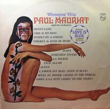 PAUL MAURIAT Blooming Hits LP - Cheesecake Cover