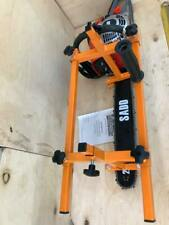 Sawmill Mobile growing sawmill attachment for chainsaw STIHL husqvarna