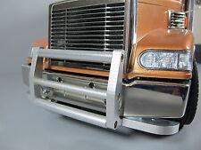 Aluminum Front Bumper Protector Bar Tamiya RC 1/14 Knight Hauler Scania R620 470