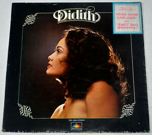 Philippines DIDITH REYES Didith OPM LP Record