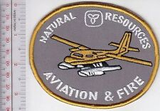 Canada Ontario Hotshots Ministry of Natural Resources, Aviation & Fire Managemen