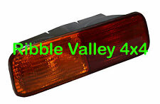 LAND ROVER DISCOVERY 2 RIGHT REAR BUMPER LIGHT LAMP LENS XFB101480 1998 - 2002