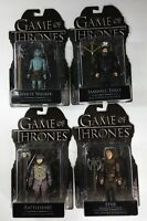 Set of 4: GAME OF THRONES FUNKO WALL PLAYSET ACTION FIGURES Brand New Unopened