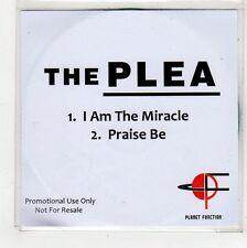 (FU969) The Plea, I Am The Miracle - DJ CD
