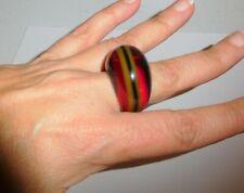 Sobral Formas Pradaruga Statement Ring Size 9.25 Brazil Import