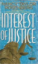 NANCY TAYLOR ROSENBERG INTEREST OF JUSTICE