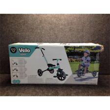 Yvolution Yvolution Y Velo Flippa Green Teal 3-in-1 Push Trike to Balance Bike