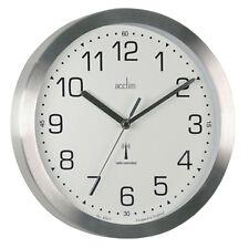Acctim Mason Office 25cm Radio Controlled Wall Clock 74337