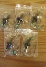 Sea fishing rigs 5x pulley pennel  rigs with impact shields good for cod bass ..