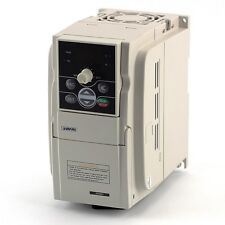 4.5KW 6HP VFD Inverter 1phase 220V 21A CNC Engraving Router Spindle Motor 1000Hz