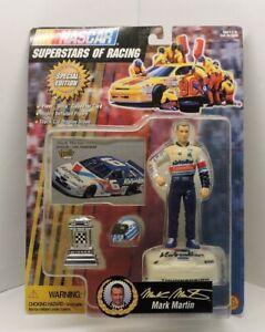 Mark Martin Superstars Of Racing Toy Biz 1997 NASCAR Vintage 55031