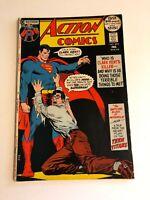 Vintage 1972 DC Action Comics #409 Superman!