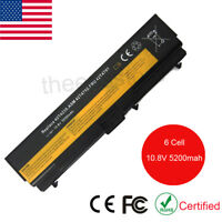 6Cell Laptop Battery For Lenovo ThinkPad T410 T420 T510 T520 W510 W520 SL410