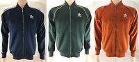 Adidas Originals Superstar Mens Track Jacket Top