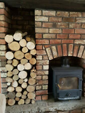 Seasoned Logs For Sale good for wood burners..varied sizes. Free local delivery