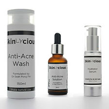 Acne-Free Skin in 3 Steps; Used by Dermatologist for over 40 years
